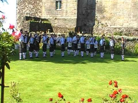 Stirling Castle - Highland Cathedral