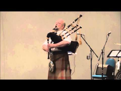 Chris Apps Plays The Atholl Highlanders Jig