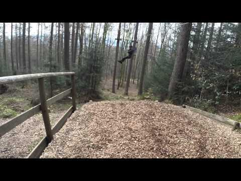 Go Ape At Aberfoyle With The GoPro