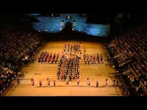 Royal Edinburgh Military Tattoo, 2011.