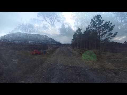 Rannoch Forest :- Wildcamp 42 Part 1.