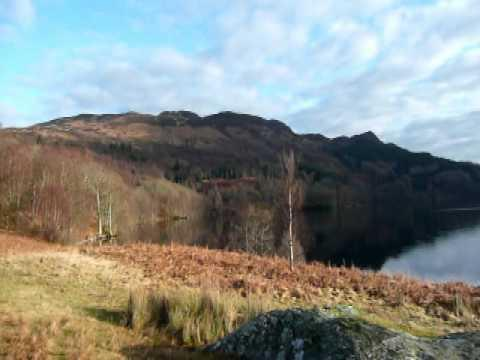 Loch Katrine Cycle Route 2011