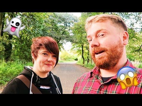 ABANDONED INSANE ASYLUM   Vlogging With MoscoMoon Aka Wee Scottish Lass