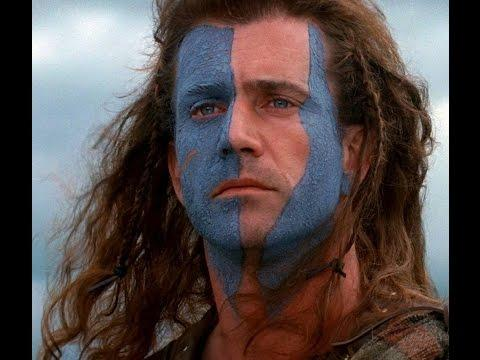 Braveheart - Sir William Wallace - The Infantry At Stirling
