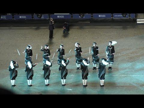 Edinburgh Military Tattoo 2015 - Top Secret!