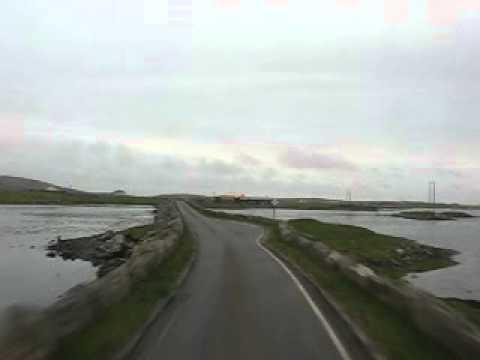 Benbecula - North Uist Causeway...