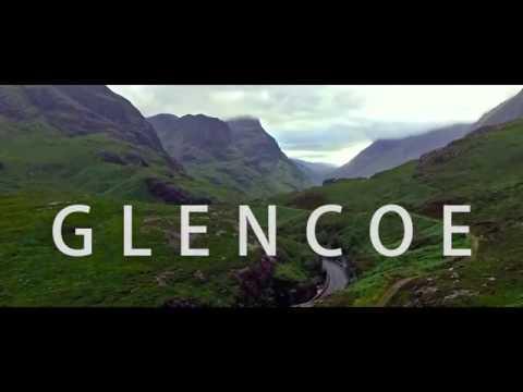 Glencoe From Above
