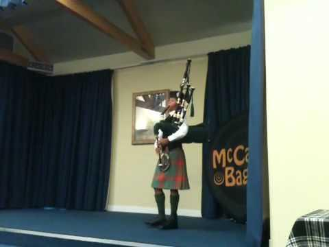 Kyle Shead College Of Piping