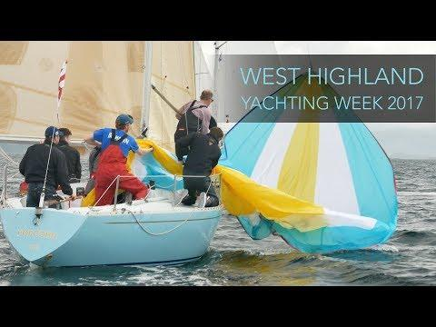 West Highland Yachting Week 2017 Highlights