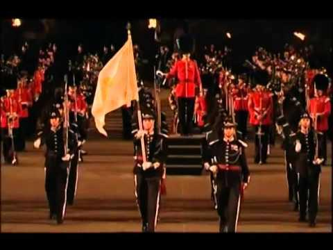 Edinburgh Military Tattoo 2001