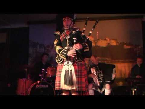 British Isles - Scotland 05 - A Scottish Evening Part 4 - The Ceremony Of The Haggis Part 2