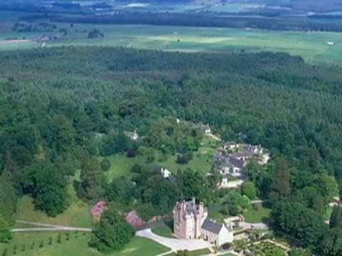 National Trust For Scotland Walks - Crathes Castle Garden & Estate