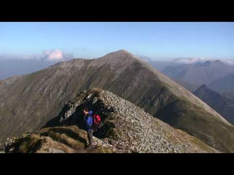 Ballachulish Horseshoe - Beinn A Bheithir (Donalds Mountain)