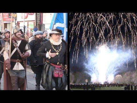 Hawick Reivers Festival 2017 | Highlights