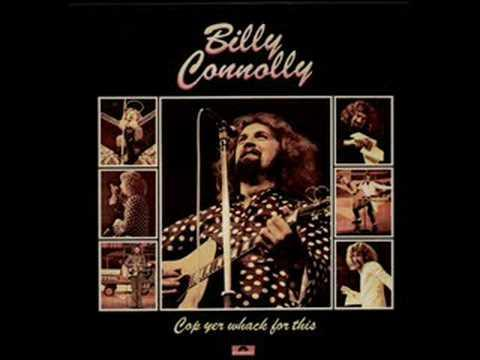 Sergeant Where's Mine (Live) - Billy Connelly