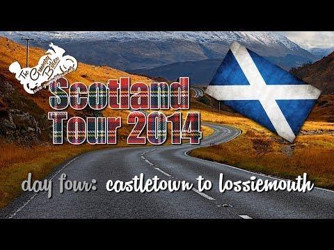 Grumpy's Scotland Tour 2014 - Day 4