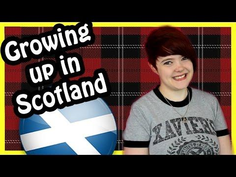 Growing Up In Scotland