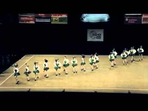 World Tap Dance Championship 2013 Riesa, Germany Scotland The Brave