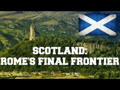 ◄Scotland - Rome's Final Frontier► (DOCUMENTARY)