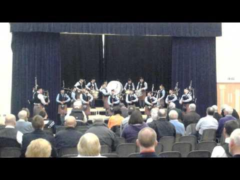 Bothwell Castle Pipeband