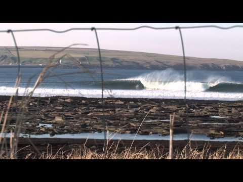 The Endless Winter; Episode 6 - A World Class Wave On Scotland's North Shore