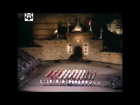 Royal Edinburgh Military Tattoo 1991