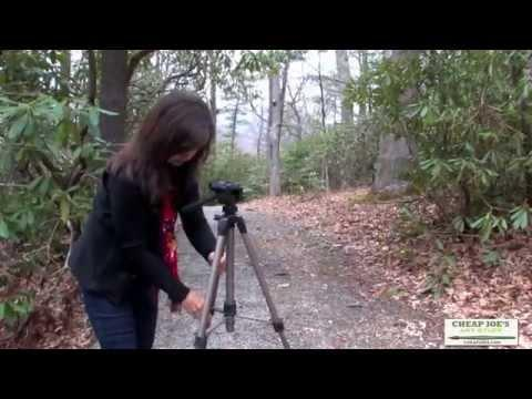 Plein Air Oil Painting With Kim Abernethy - Setting Up (Part1)