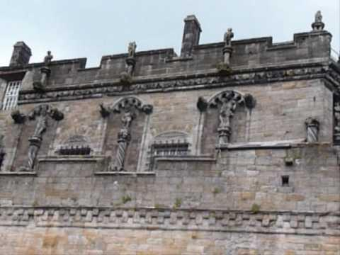 Stirling Castle, Scotland.