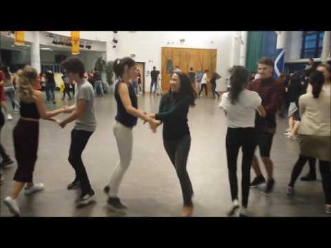 Blaydon Races Ceilidh Dance