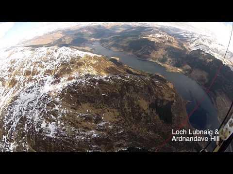 Balfron To Loch Lubnaig