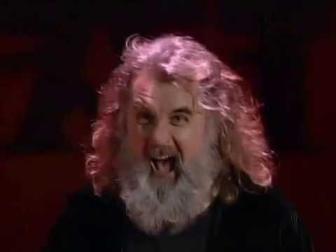 Billy Connolly - How Frightened Women Act Like