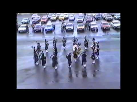 Argyll And Sutherland Highlanders Regimental Re-Union Redford Barracks Edinburgh 1984 Pt 2