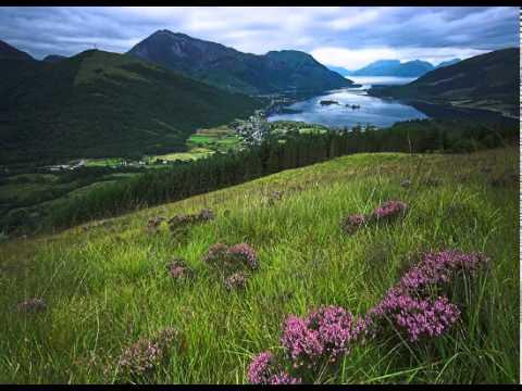 Folk Music From Scotland - Black Is The Colour By Jwana Stevenson And Arany Zoltán