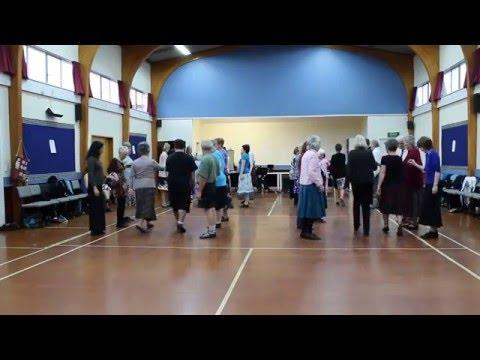 Garry Strathspey-Upper Hutt Scottish Dance Club Final Night 2015