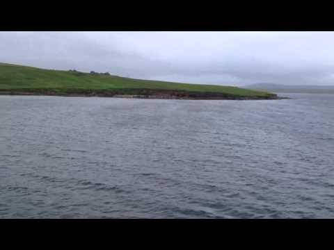 Crossing From Toft To Yell | Shetland