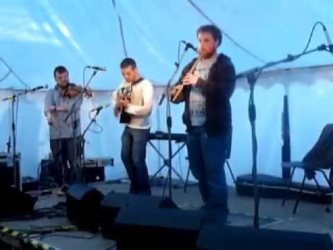 Choonz - Moniaive Folk Festival 2010 - The Beast - Irish Music - Reels
