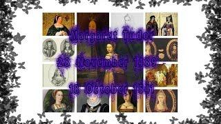 Margaret Tudor 28 November 1489   18 October 1541