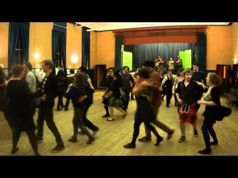 Edinburgh Ceilidh Band: Military Two-Step
