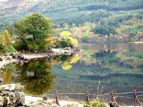 The Trossachs - Loch Katrine