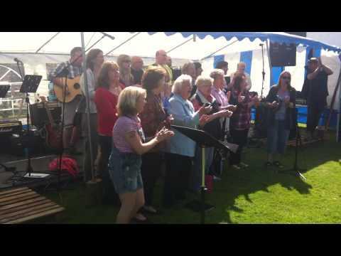 Balfron Community Singers - Balfron Bash 2015