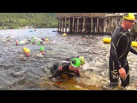 Aberfeldy Middle Distance Triathlon 2014