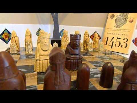 Book Review: 1453, And The Isle Of Lewis Chessmen