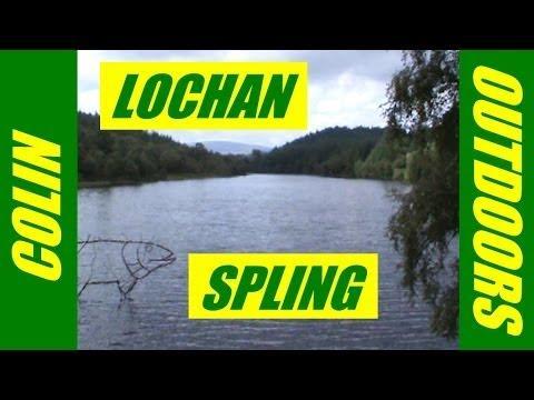 Lochan Spling, Aberfoyle