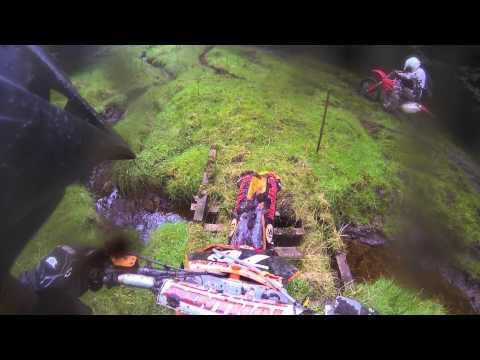 KTM 250SXF Aberfeldy Forestry - GoPro Hero 3