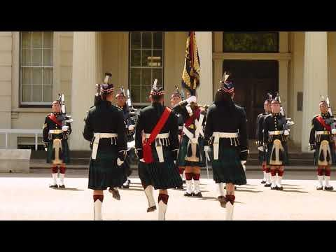 Balaklava Company, 5th Battalion The Royal Regiment Of Scotland