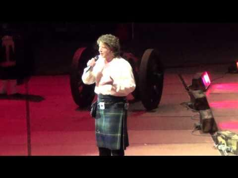 Music Show Scotland - You're The Voice Cover - Ahoy Rotterdam 28-3-2015