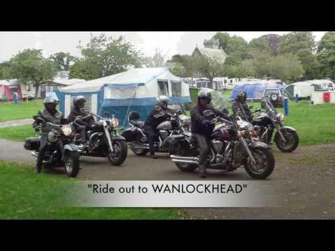 Vulcan Riders Belgium VOCB SCOTLAND Ride Out Meeting In Castle Douglas 2016