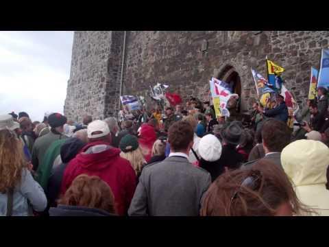 Clan MacLean Gathering 2012 Seannachie