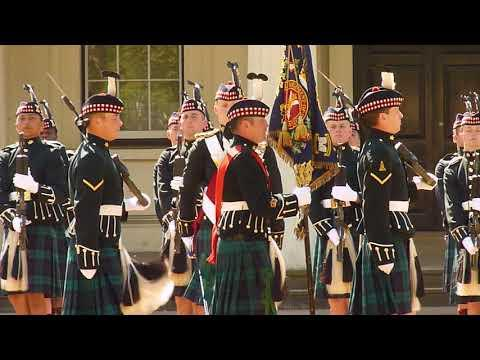 Balaklava Company,5th Battalion The Royal Regiment Of Scotland