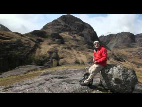 Cameron McNeish Takes 'One Wee Step' To Support The National Trust For Scotland